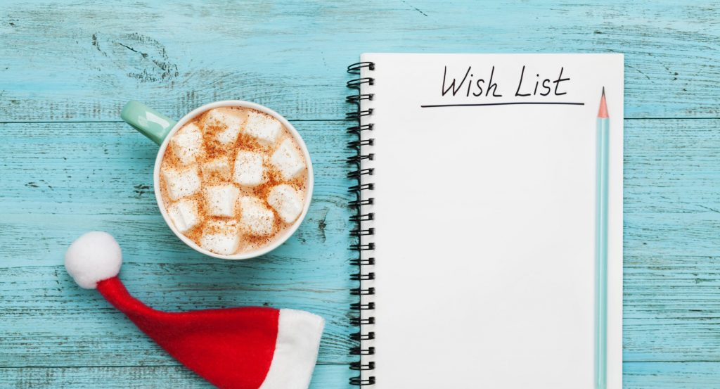 your backyard wishlist for santa